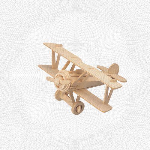 Как сделать из дерева самолет своими руками