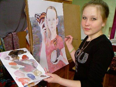 Человек рисунок в художественную школу